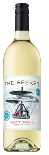 The Seeker Pinot Grigio 2014 750ml